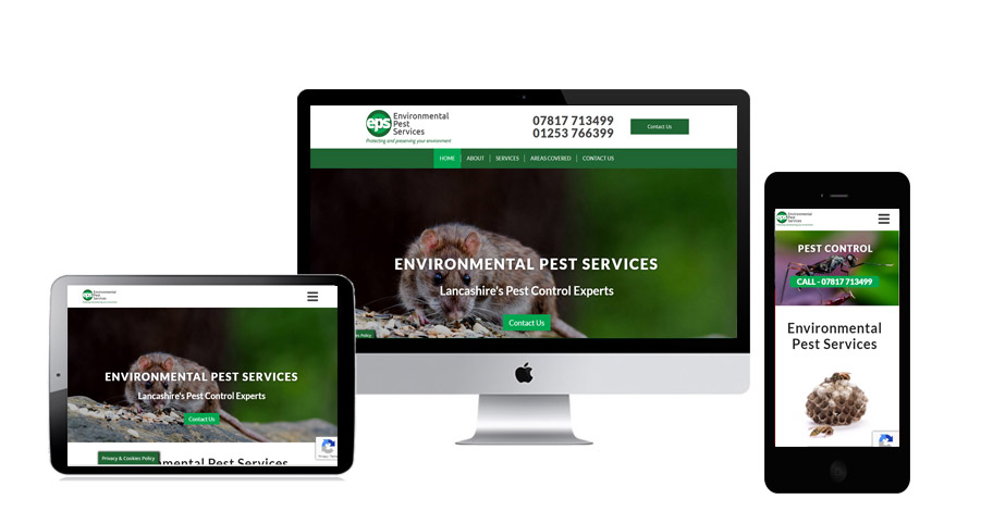 Environmental Pest Control Services